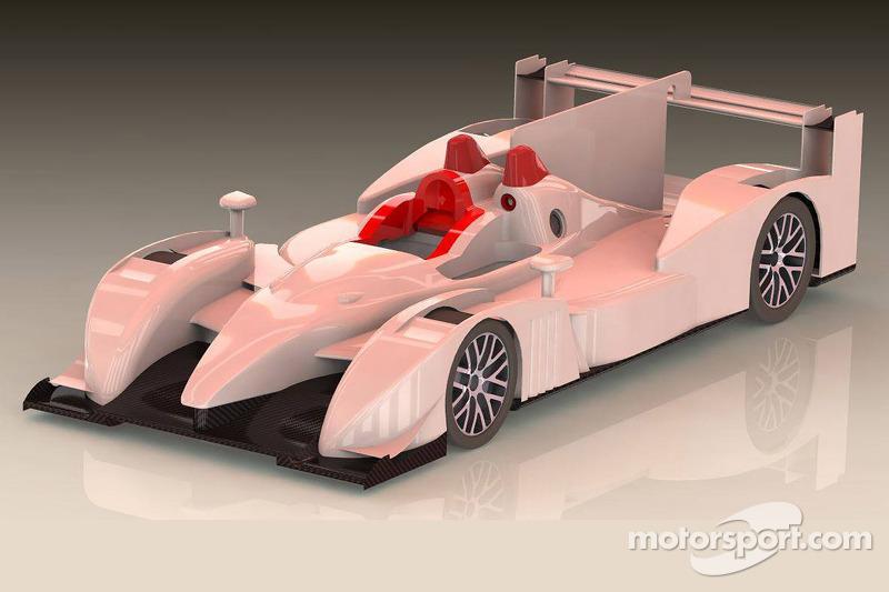 The new Tiga LM P2