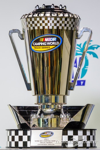 Championship contenders press conference: the NASCAR Camping World Truck Series cup