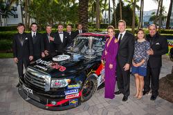 NASCAR Camping World Truck Series champion owner Kyle Busch