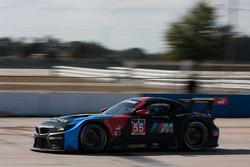 #55 BMW Team RLL BMW Z4 GTE: Dirk Muller, John Edwards, Andy Priaulx