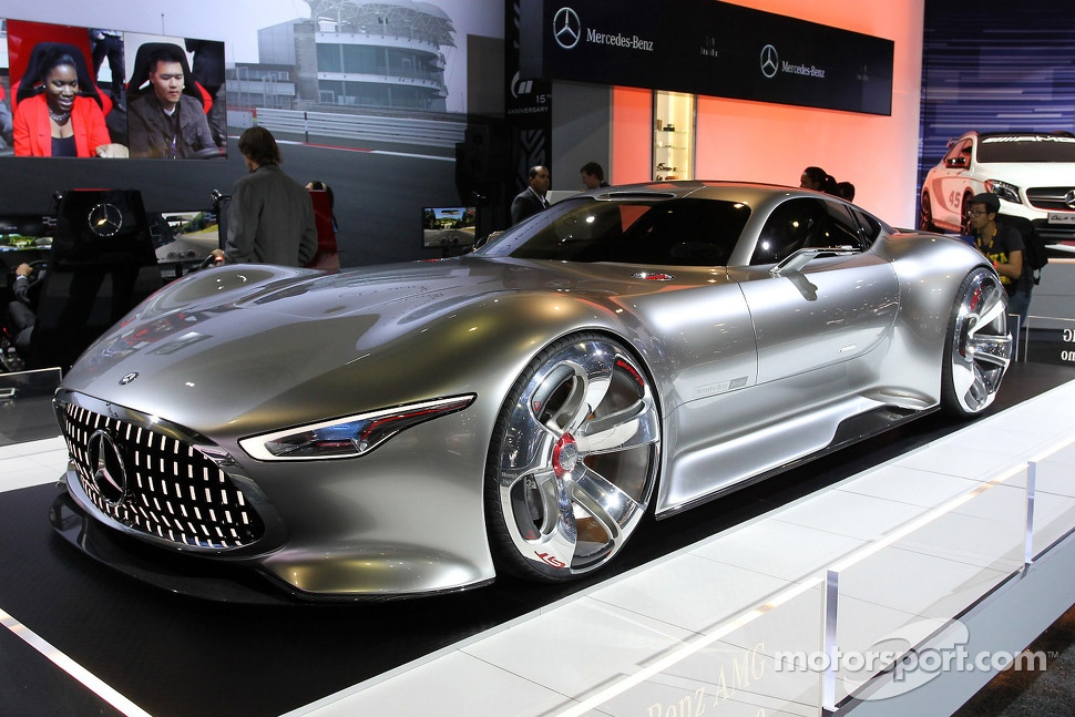 MERCEDES AMG VISION GT CONCEPT PLAYSTATION GRAN TURISMO 6