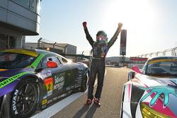 #2 Eva RT McLaren MP4-12C GT3: Hiroki Katoh