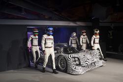 Porsche 2014 program unveiling