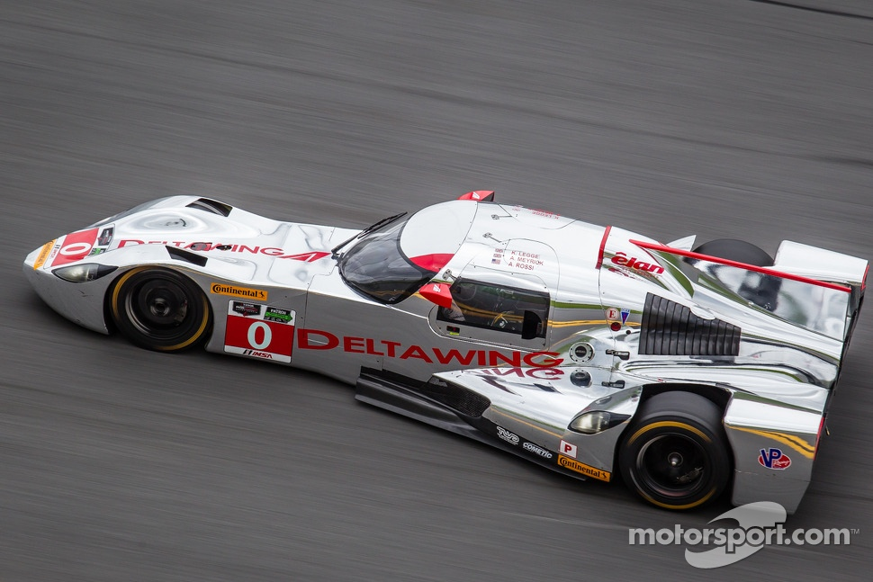 Am I alone in thinking the DeltaWing DWC13 would be an awesome