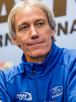 Michael Shank Racing press conference: John Pew