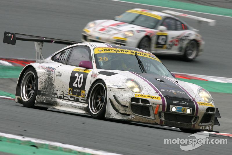 #20 Stadler Motorsport Porsche 997 GT3 R: Mark Ineichen, Rolf Ineichen, Marcel Matter, Adrian Amstutz, Christian Engelhart