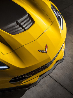 The new 2015 Corvette Z06