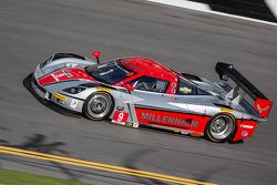 #9 Action Express Racing Corvette DP Chevrolet: Brian Frisselle, Burt Frisselle, John Martin, Fabien Giroix