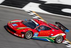 #51 Spirit of Race Ferrari 458 Italia: Matt Griffin, Marco Cioci, Michele Rugolo, Jack Gerber