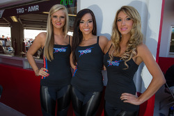 The TRG girls