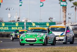 #25 Freedom Autosport Mazda MX-5