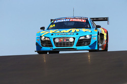 #5 Audi R8 LMS ultra: Rod Salmon, Liam Talbot, Jason Bright, Warren Luff
