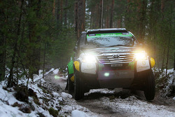 Yazeed Al-Rajhi and Timo Gottschalk, Toyota