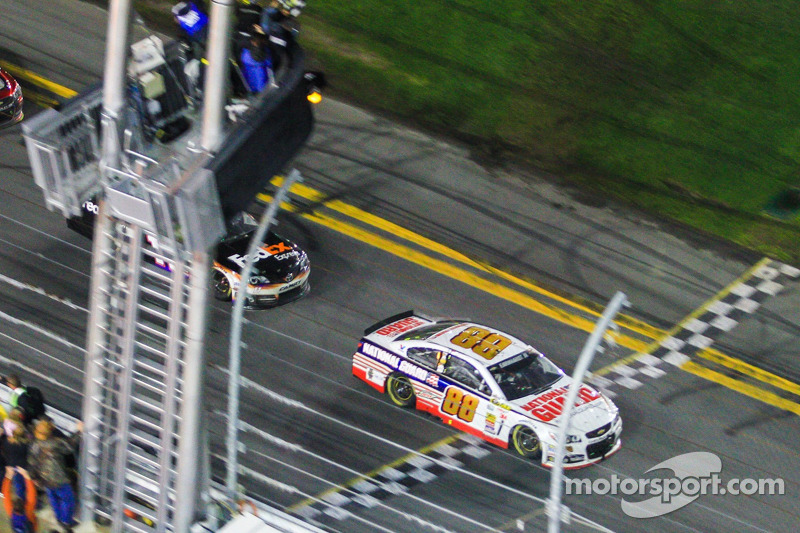 Dale Earnhardt Jr., Hendrick Motorsports Chevrolet wins