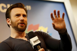 Grand Marshal Actor Chris Evans