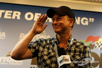 Honorary Starter Actor Gary Sinise