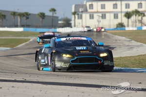 #007 TRG-AMR Aston Martin V12 Vantage: David Block, Al Carter, James Davison