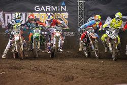 Arenacross action