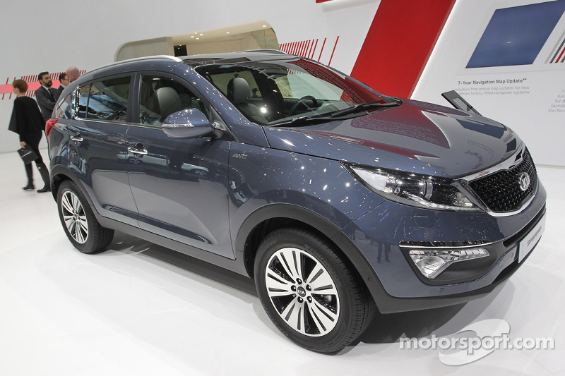 kia sportage l 39 international auto show de gen ve photos auto. Black Bedroom Furniture Sets. Home Design Ideas