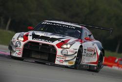 #35 Nissan GT Academy Team RJN Nissan GT-R Nismo GT3