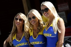 The lovely Turner Motorsports girls