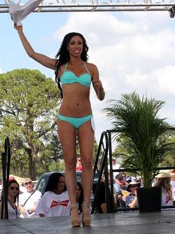 The Sebring Bikini contest