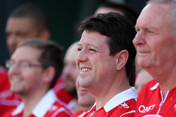Dave O'Neill, Marussia F1 Team Manager