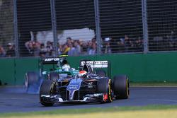 Adrian Sutil, Sauber F1 Team  16