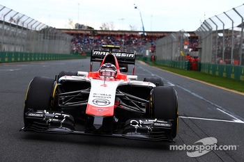 Max Chilton, Marussia F1 Team MR03