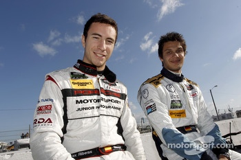 Alex Riberas and Mario Farnbacher