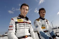 Alex Riberas and Mario Farnbacher