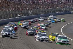 Race action
