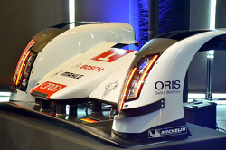 Front of the 2014 Audi R18 e-tron quattro