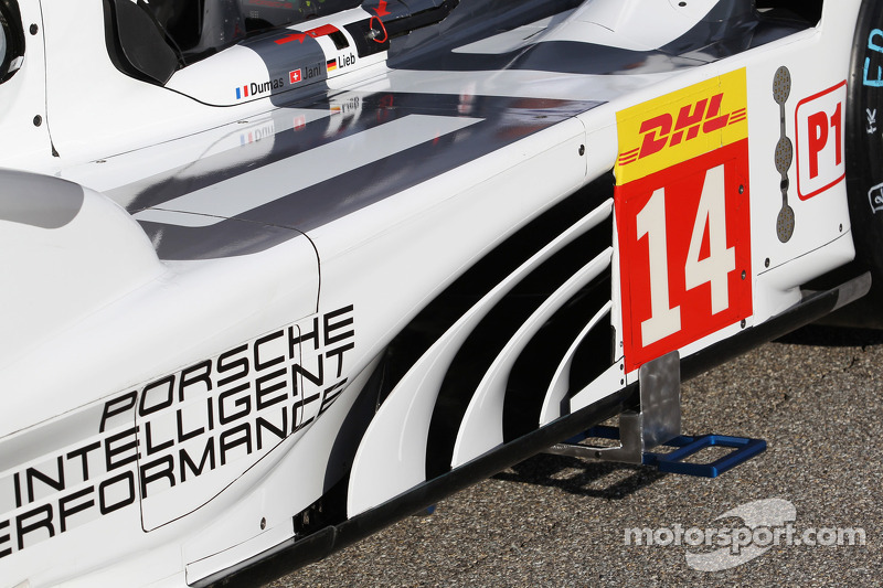 #14 Porsche 919 Hybrid