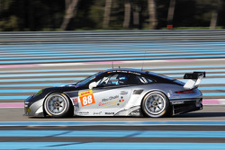#88 Proton Competition Porsche 911 RSR: Christian Ried, Klaus Bachler