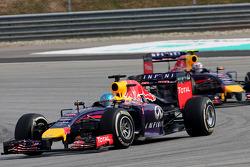 Sebastian Vettel (GER), Red Bull Racing and Daniel Ricciardo (AUS), Red Bull Racing  30