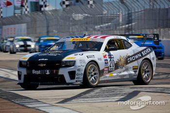 #20 Best IT/Crown 7 Chevrolet Camaro: Lawson Aschenbach and Andy Lee