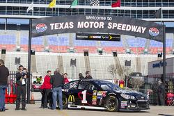 Car of Jamie McMurray, Ganassi Racing Chevrolet