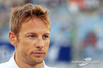Jenson Button, McLaren F1 Team  06