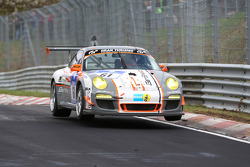 Adam Osieka, Steve Jans, Dieter Schornstein, GetSpeed Performance, Porsche 997 GT3 Cup