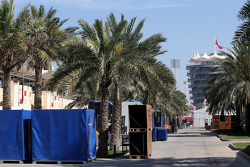 April Bahrain testing