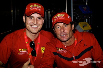 R. Ferri Motorsport: Albert Von Thurn Und Taxis and Anthony Lazzaro