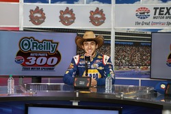 Chase Elliot, winner O'Reilly Auto Parts 300