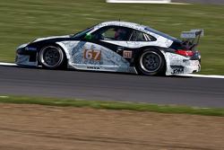 #67 IMSA Permormance Matmut Porsche 911 GT3 RSR: Eric Helary, Jean-Marc Merlin, Erik Maris