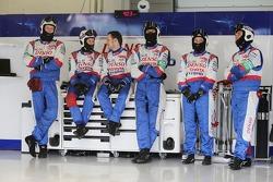 Toyota team
