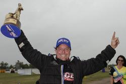 Winner Mike Janis