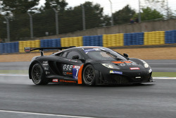 #7 DKR Engineering Mc Laren MP4/12C: Toni Manuel Samon, Laurent Cazenave
