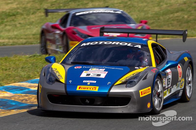 Marc Muzzo, Ferrari of Ontario
