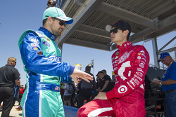 Ricky Stenhouse Jr. and Kyle Larson
