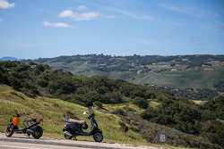 Green hills at Laguna Seca